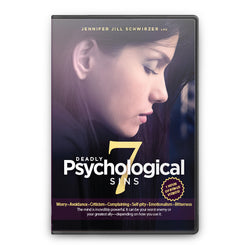 7 Deadly Psychological Sins (DVD)