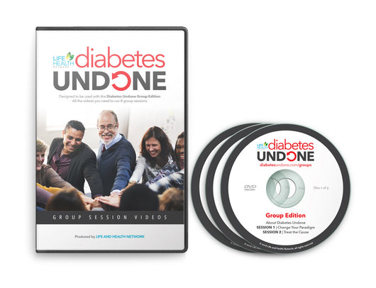 Diabetes Undone: Groups (DVD)