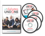 Diabetes Undone Box Set (For Group Workshop Use)