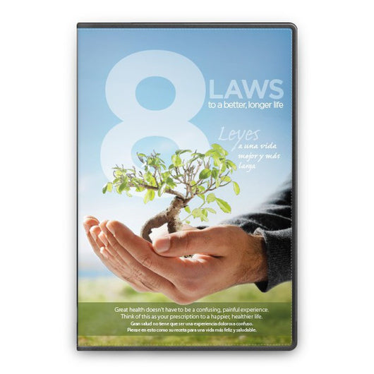 8 Laws of Health (DVD)