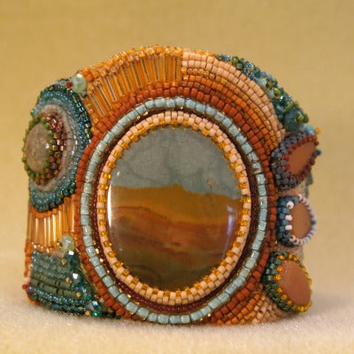 Bead Work Studio - July