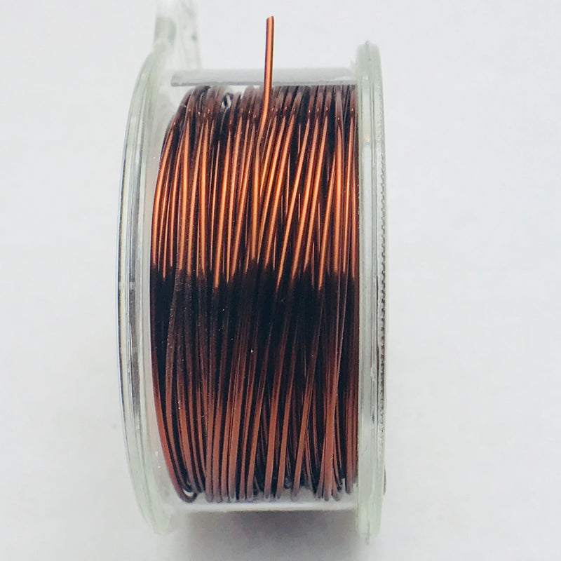 Brown Copper Core Wire, Anti-Tarnish
