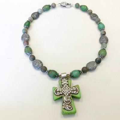 Irish Isles Necklace