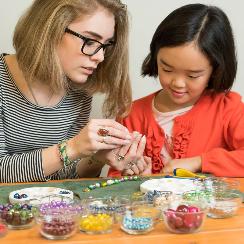 Jewelry Making For Kids (ages 8-10) 2/20/20