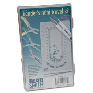 Beader's Mini Travel Kit