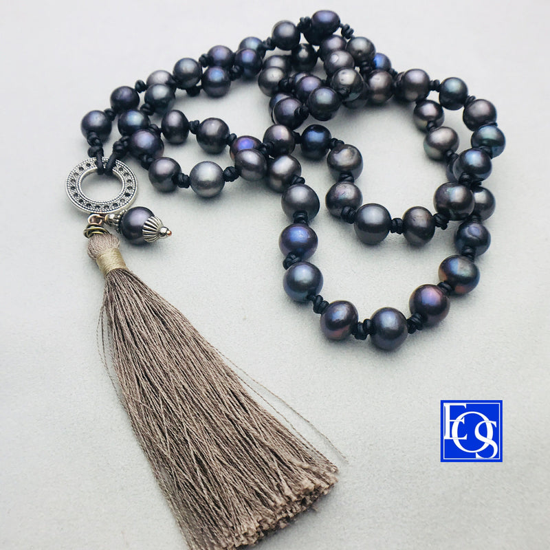 Leather & Bead Knotted Jewelry 1/31/20