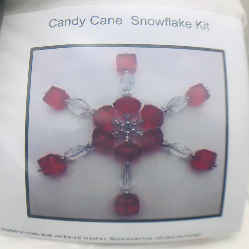 Christmas Snowflake Craft Kit