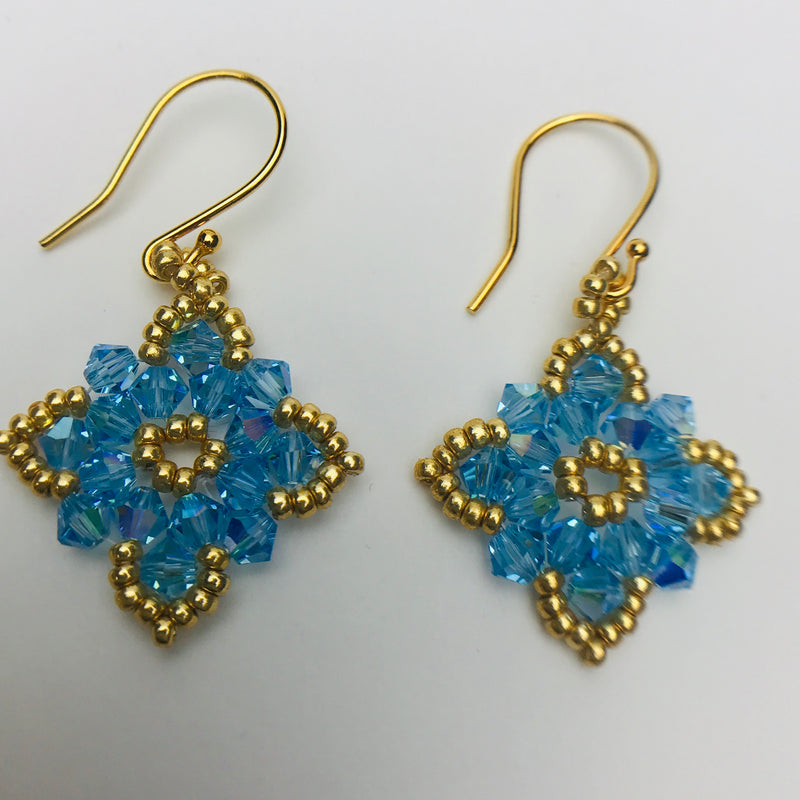 Beaded Earrings 6/8/19