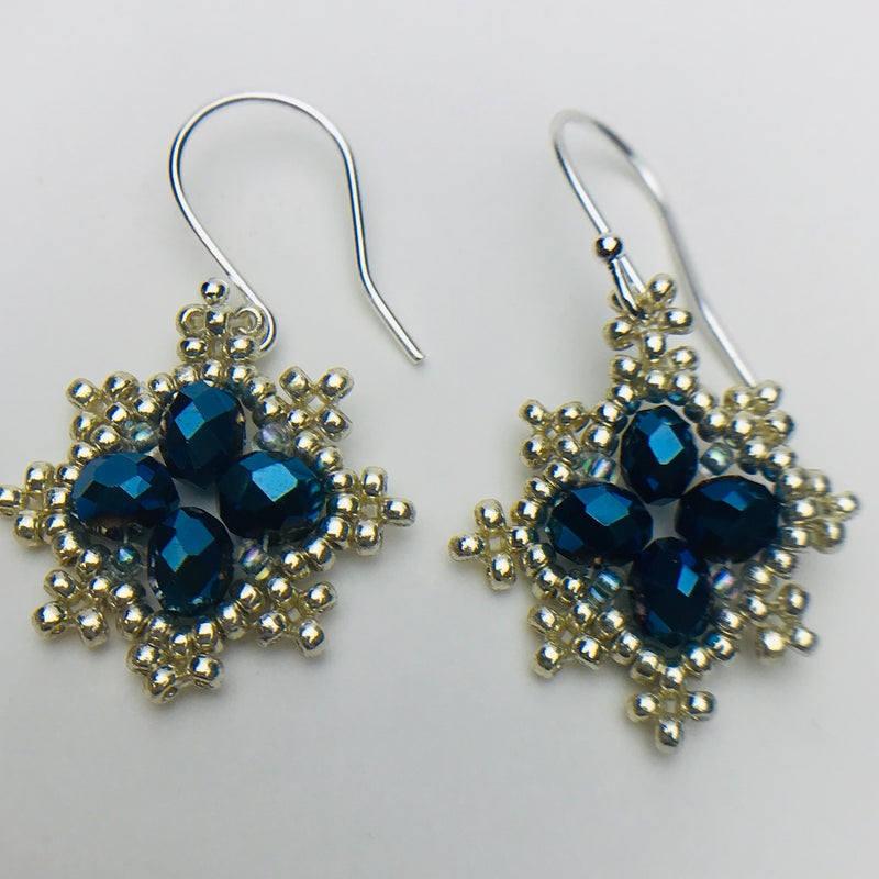 Elegant Beaded Earrings with Ann Wright - Part 3
