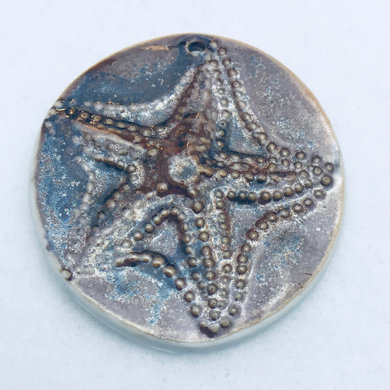 Starfish Charm by Keith OConnor, 42mm
