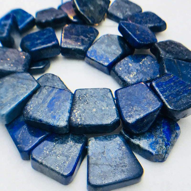 Lapis Graduated Strand Paver Shapes