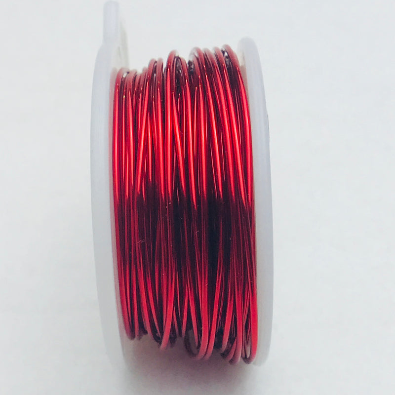 Red Core Wire, Anti-Tarnish