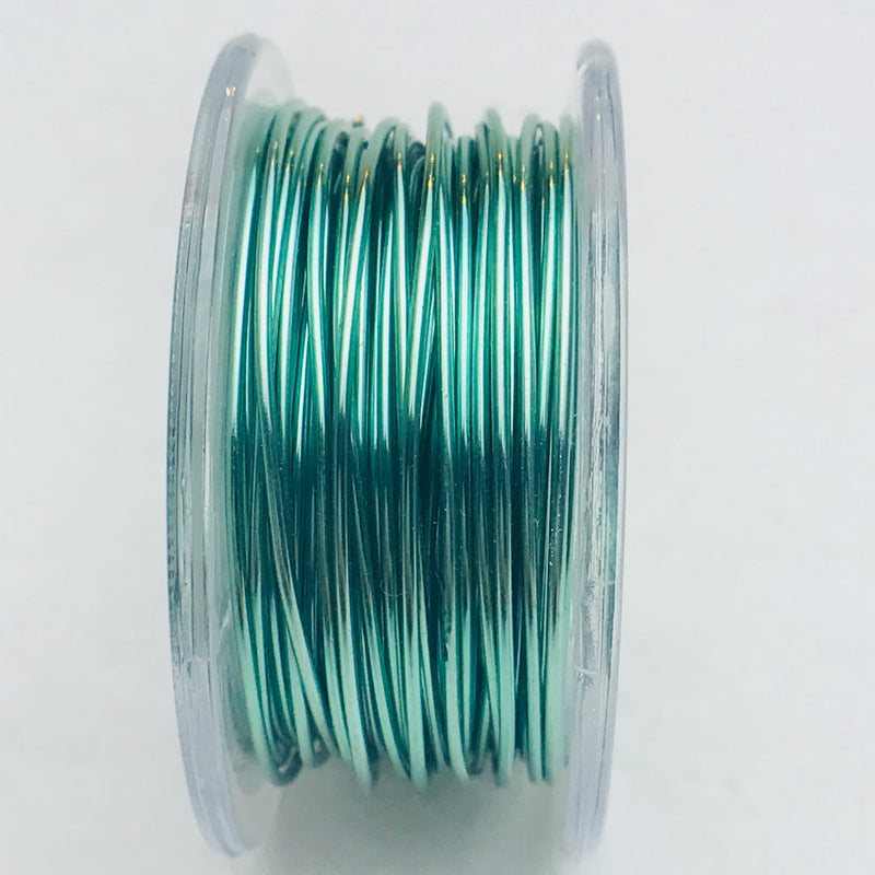Seafoam Copper Core Wire, Anti-Tarnish