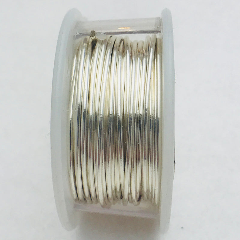 Silver Copper Core Wire, Anti-Tarnish