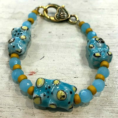 Teddy Bear Bracelet Kit