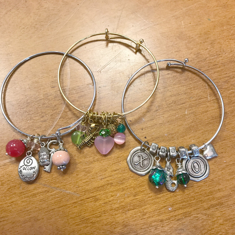 Teen Jewelry Workshop 3/15/18