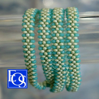 Right Angle Weave Bracelets - 4/14/2020