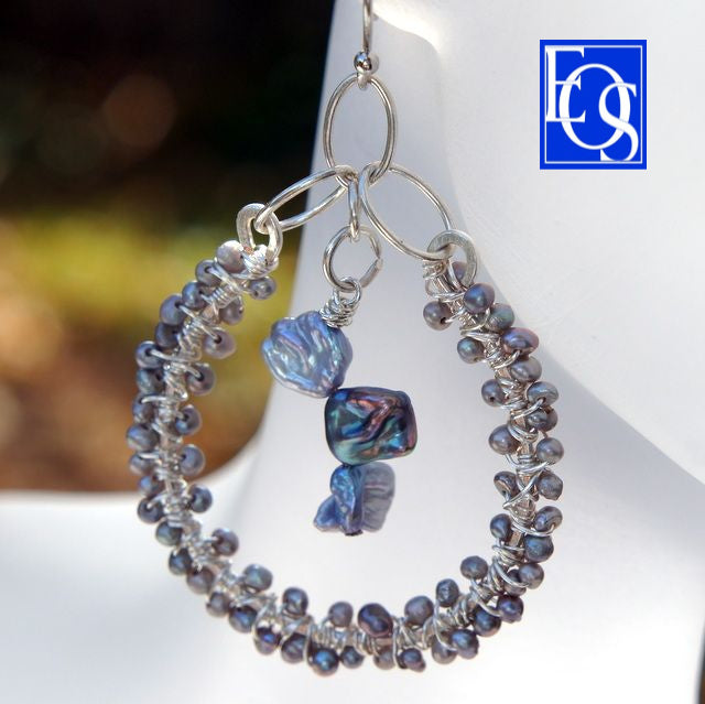 Dazzling Drop Earrings - 3/11/2020