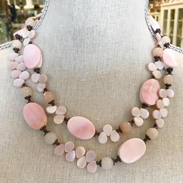 Prettier in Pink Necklace