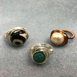 Wire Rings 4/24/18