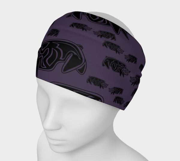 Bear Spirit Animal- Headband
