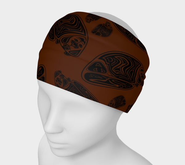 Beaver Spirit Animal- Headband