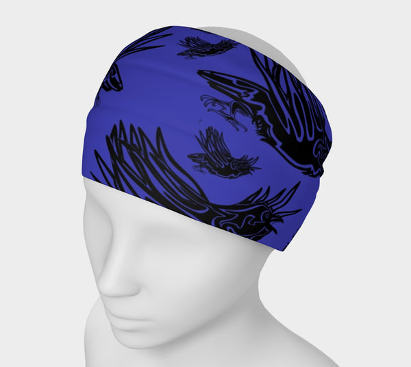 Raven Spirit Animal- Headband