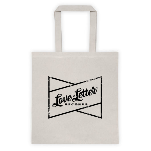 Love Letter Records Vinyl Album Tote