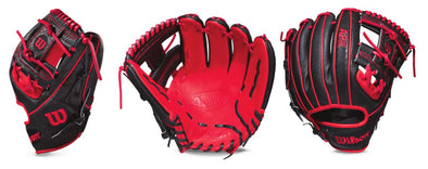 Paul DeJong Game Model Custom A2K 1786SS Baseball Glove - August 2020