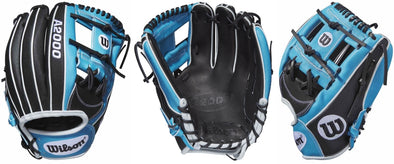 Fan Designed Custom A2000 1787SS Baseball Glove - January 2020
