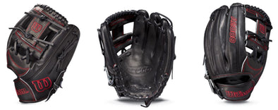 "Custom A200 1787 11.75"" Infield Baseball Glove - January 2021"