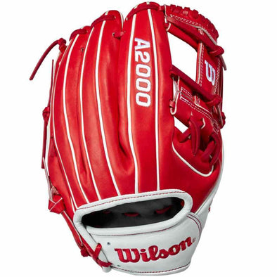 "Wilson A2000 1786 11.5"" Canada Limited Edition Baseball Glove: WBW100300115"
