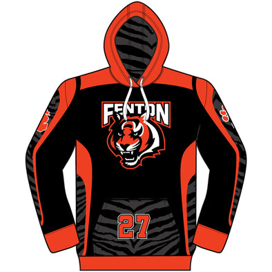 Champro Custom Sublimated Hoodies: JUICE HOODIES