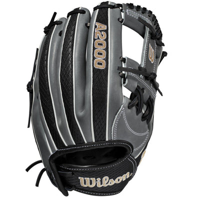 "Wilson A2000 H12 12"" SuperSnakeSkin Fastpitch Glove: WBW10021012"