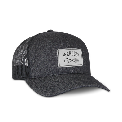 Marucci Cross Patch Snapback Hat: MAHTTRPCS