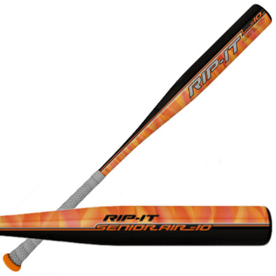 "2015 Rip It Senior Air -10 (2 5/8"") USSSA Baseball Bat: B1510"