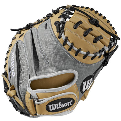 "Wilson A2000 CM33 33"" SuperSkin Baseball Catcher's Mitt: WTA20RB19PFC"
