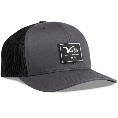 Victus Established Trucker Snapback Hat: VAHTEST