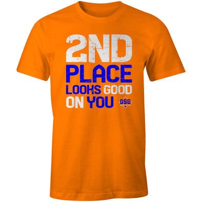 DSG Apparel 2nd Place T-Shirt: GD-2ND