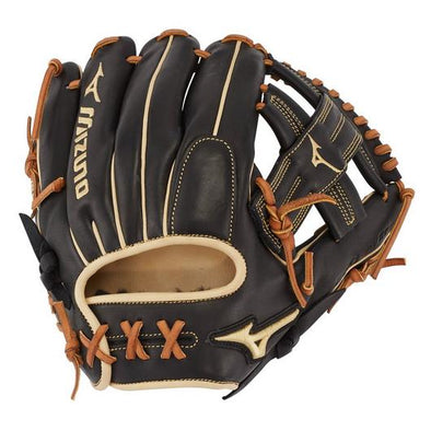 "Mizuno Pro Select Black 11.75"" Baseball Glove: GPS1BK-600R / 312675"