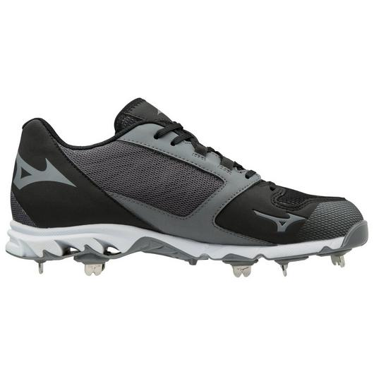 79d2dbd8901 Mizuno 9-Spike Dominant 2 Men s Metal Baseball Cleats  320561 ...