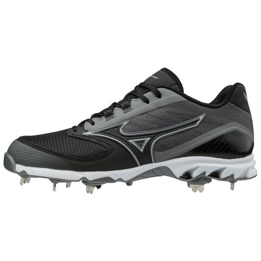a3b43c6a6c7a Mizuno 9-Spike Dominant 2 Men s Metal Baseball Cleats  320561 ...