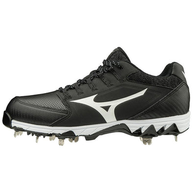 Mizuno 9-Spike Swift 6 Women's Low Metal Fastpitch Softball Cleats: 320588