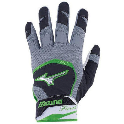 Mizuno Finch Padded Women's Batting Gloves: 330387