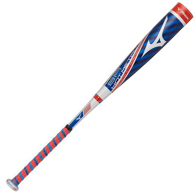 "2019 Mizuno B19-HOT METAL -10 (2 3/4"") USSSA Baseball Bat: 340491"