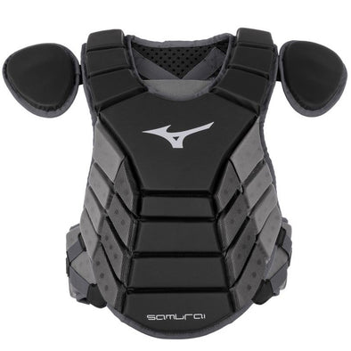 Mizuno Samurai Catcher's Chest Protector: 380378 / 380379 / 380380