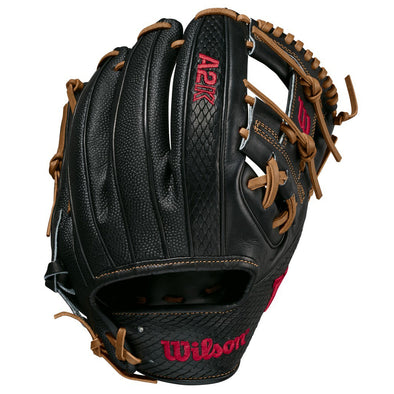 "Wilson A2K 1786SS 11.5"" SuperSkin Baseball Glove: WBW100059115"
