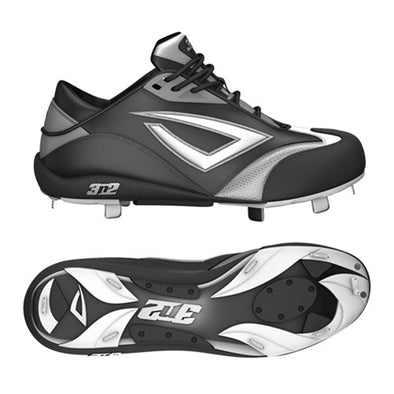 3n2 Accelerate Fastpitch Metal Cleats: 3N2ACC