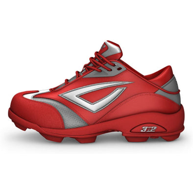 3n2 Accelerate Fastpitch Molded Cleats: ACCEL-FP