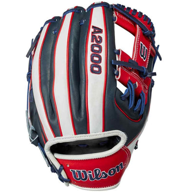 "Wilson A2000 1786 11.5"" Cuba Limited Edition Baseball Glove: WBW100301115"